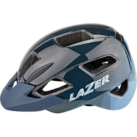Lazer Gekko Helmet with Insect Net Kids dark blue